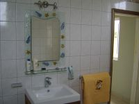 Room with ensuite bathroom